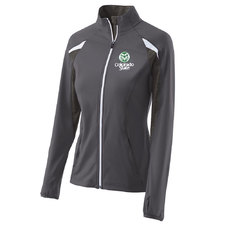 CSU Ladies LADIES' TUMBLE JACKET